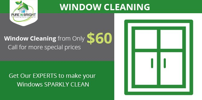 Melbourne Window Cleaning Special Offer