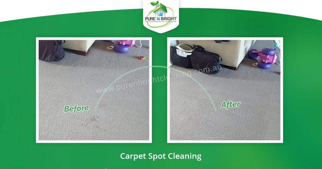 Carpet Spot Cleaning