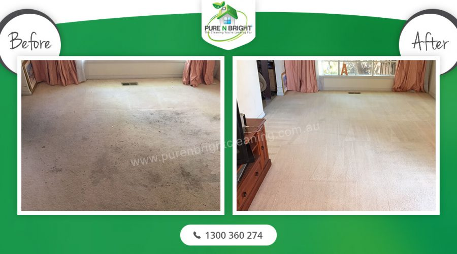 Carpet Cleaning Melbourne-done