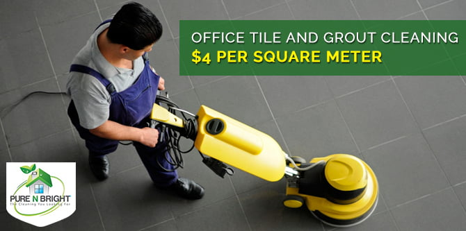 Office-Tile-and-Grout-Cleaning Our Office Cleaning Specials