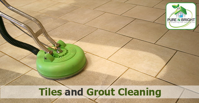 Three Effective Grout And Tile Cleaning Ideas For