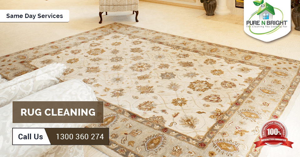 Rug Cleaning Tips