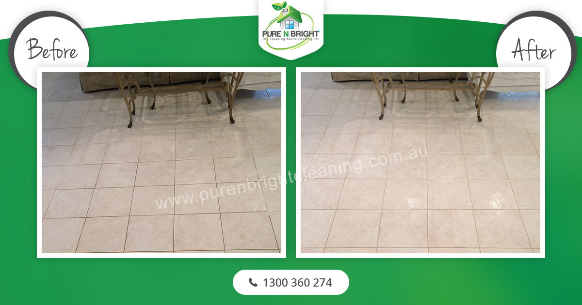 Tile and Grout Cleaning Gallery Album