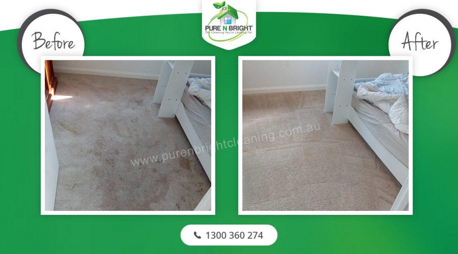 Room Floor Cleaning
