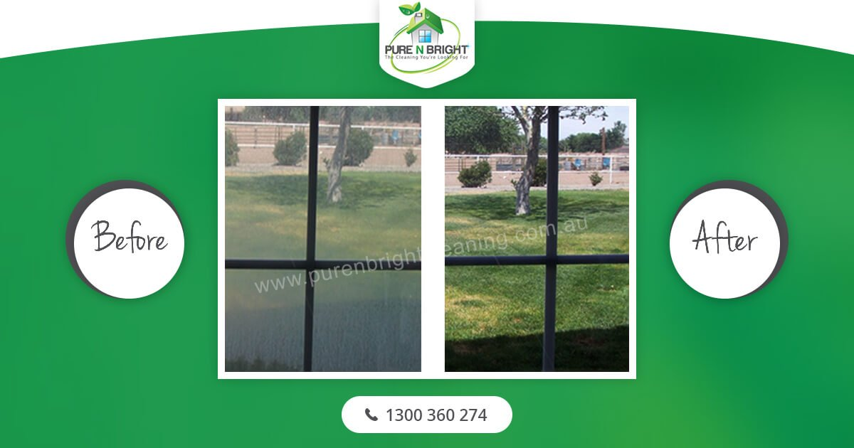 Professional Window Cleaning in Melbourne