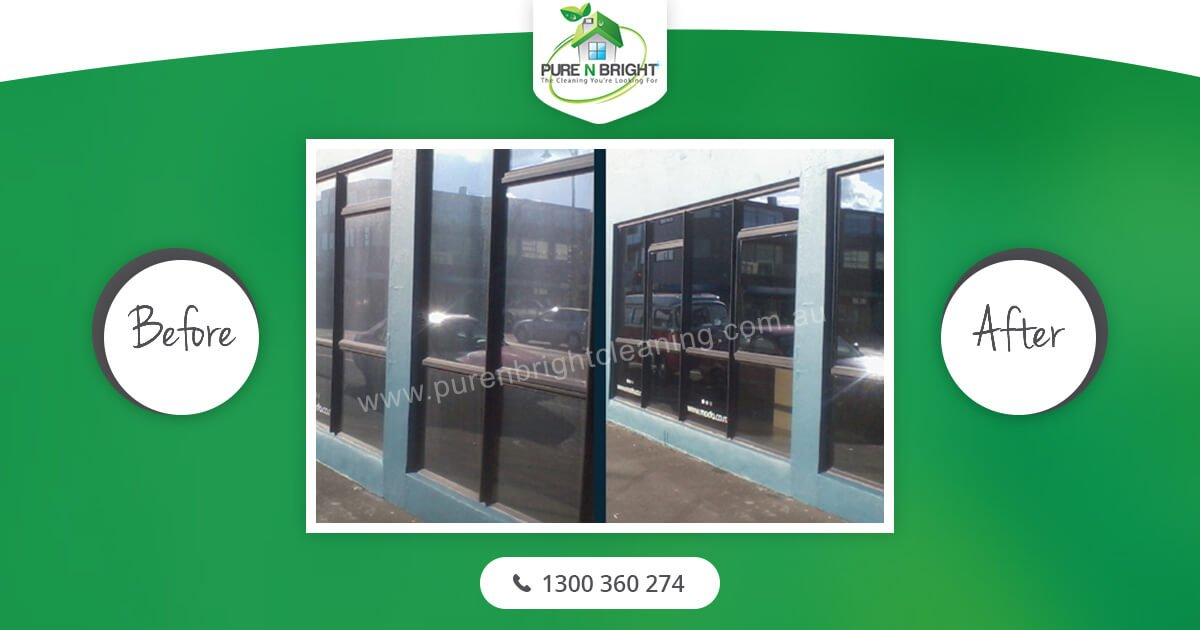 Window Cleaning Gallery Album