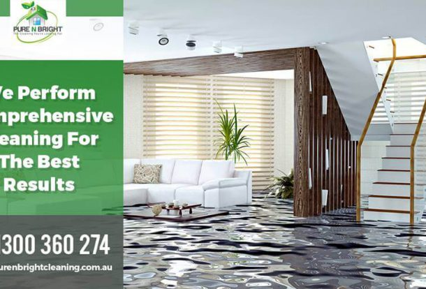 Water & Flood Damage Restoration