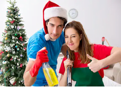 Christmas-Afterparty-Cleaning Astonishing Tips for Christmas Afterparty Cleaning