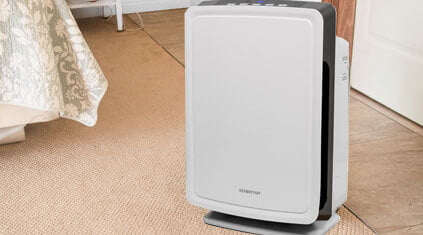 Air-filtration-devices