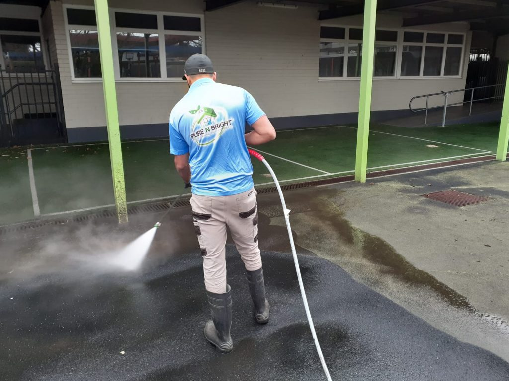 Historical Pressure Washing In Australia